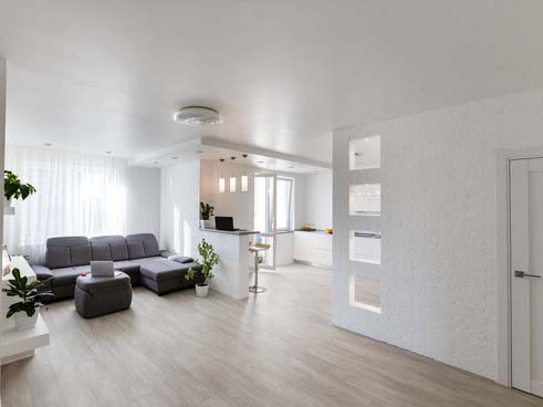 Living Room Modern Interior Design