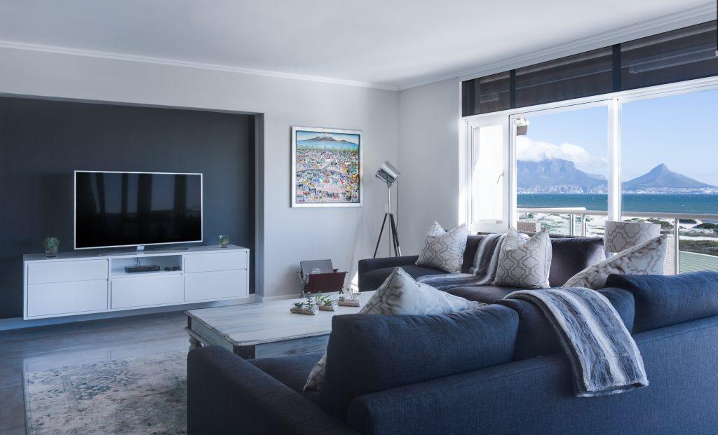 Living Room Designing