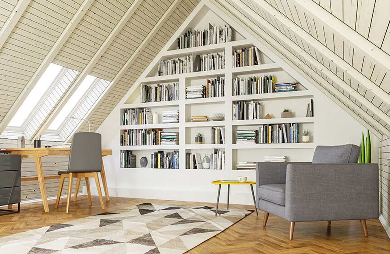 Attic Remodeling service