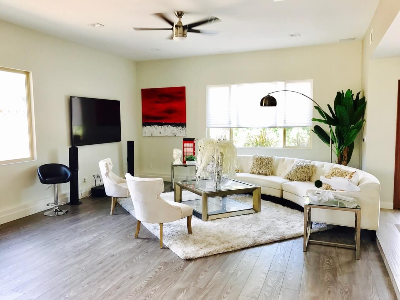 Livingroom remodeling service