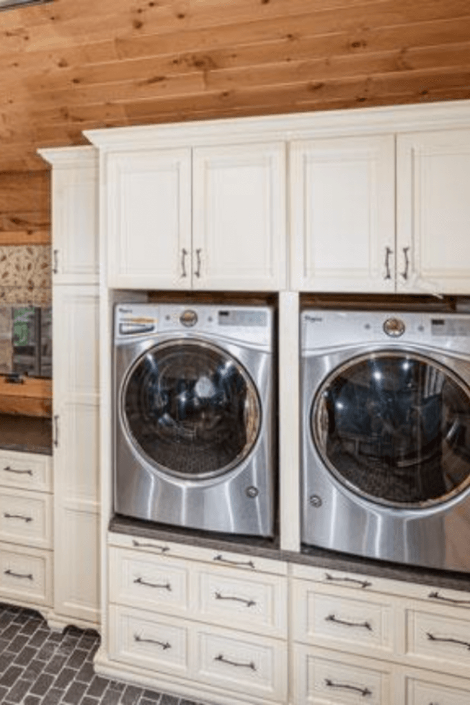 Design laundry room