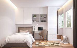 Small bedroom remodeling ideas