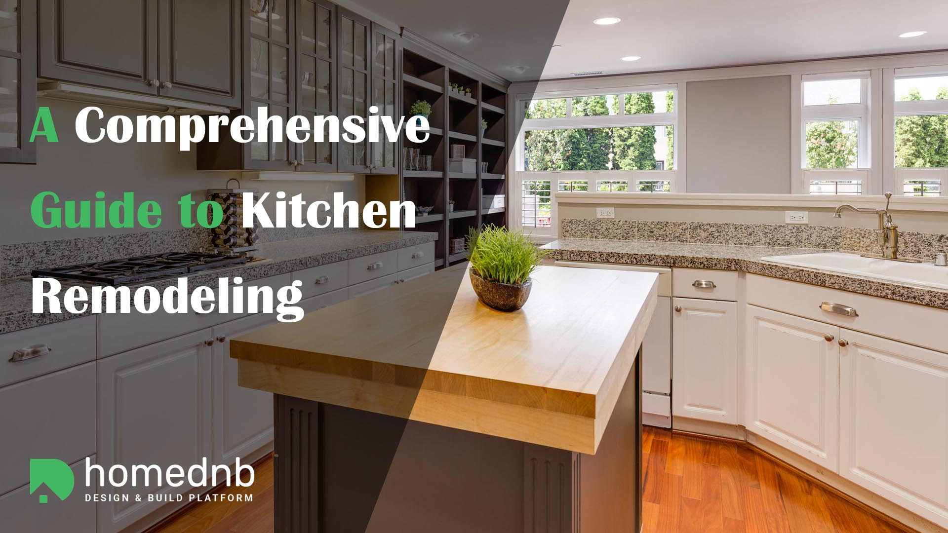 A Comprehensive Guide to Kitchen Remodeling