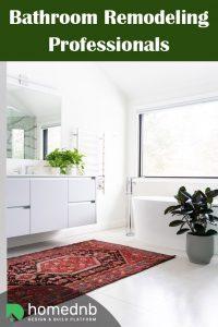 Bathroom Remodeling Professionals