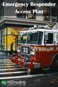 Emergency Responder Access Plan