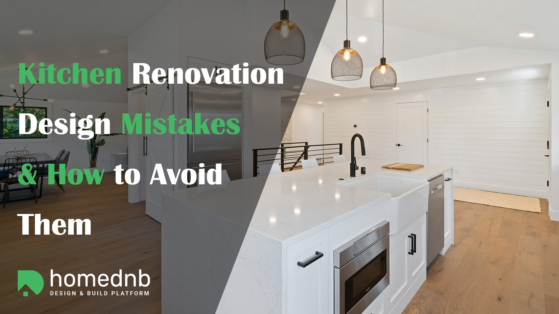 Kitchen Renovation Design Mistakes & How to Avoid Them