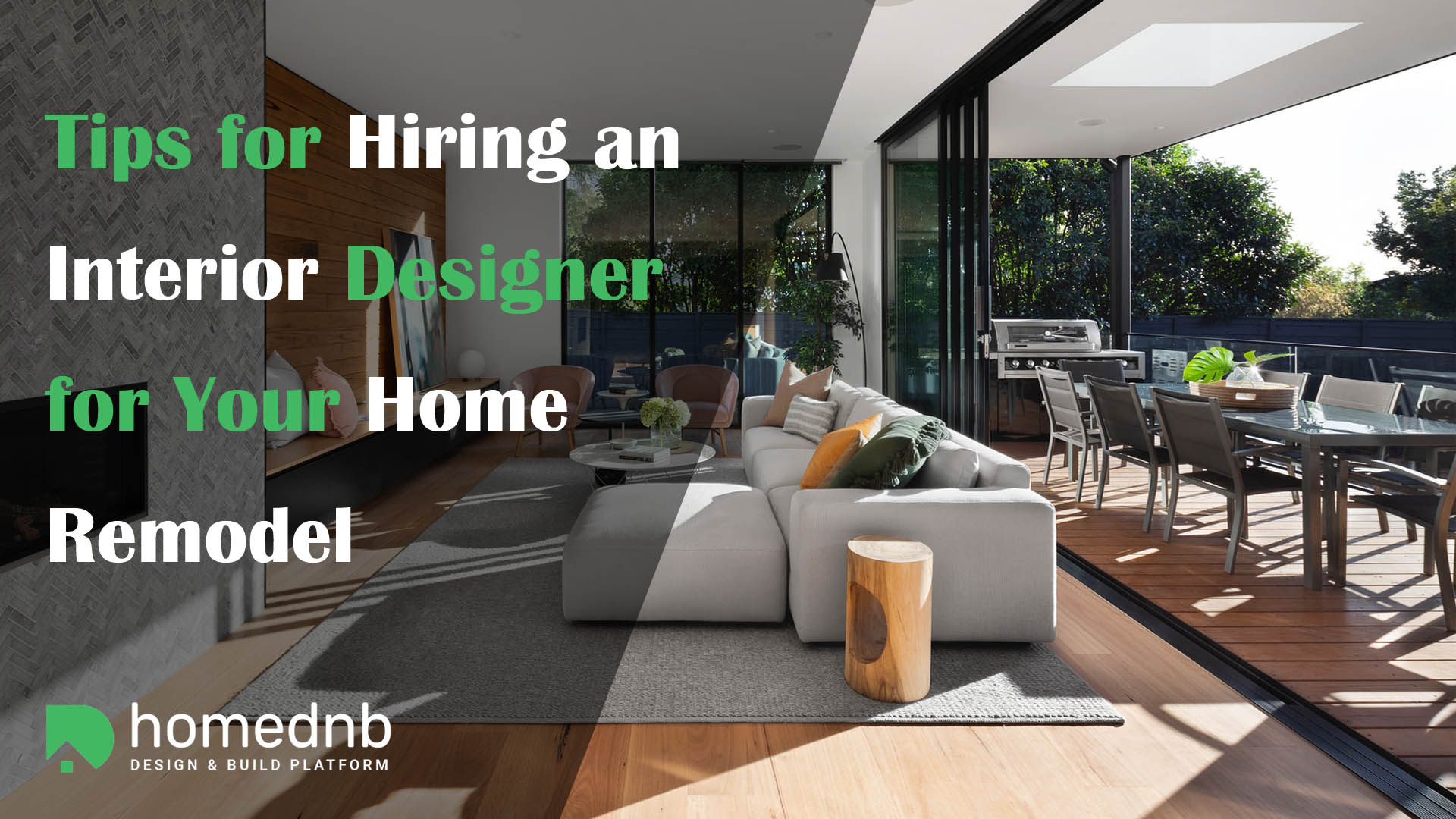 Tips for Hiring an Interior Designer for Your Home Remodel