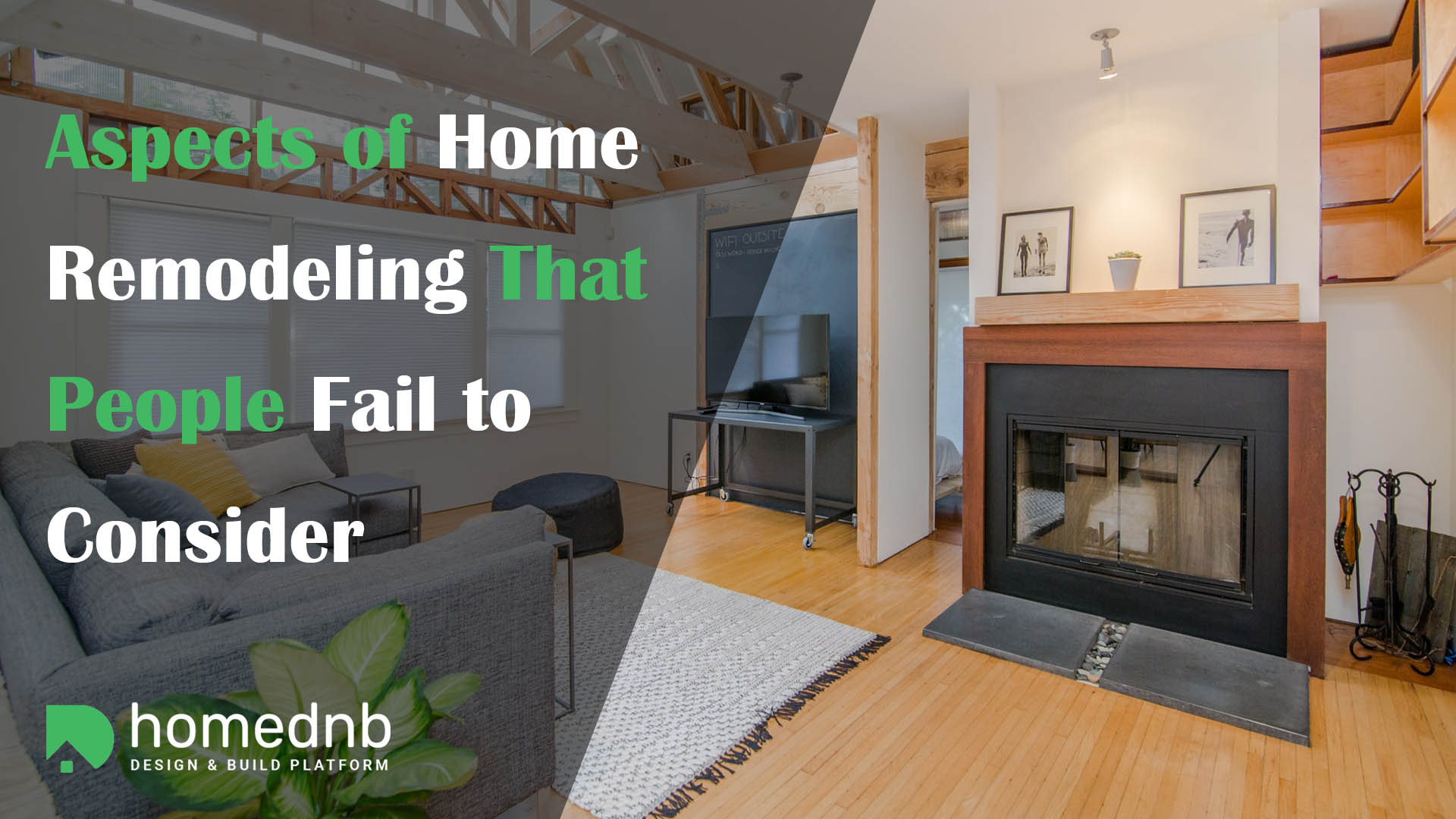 Aspects of Home Remodeling That People Fail to Consider